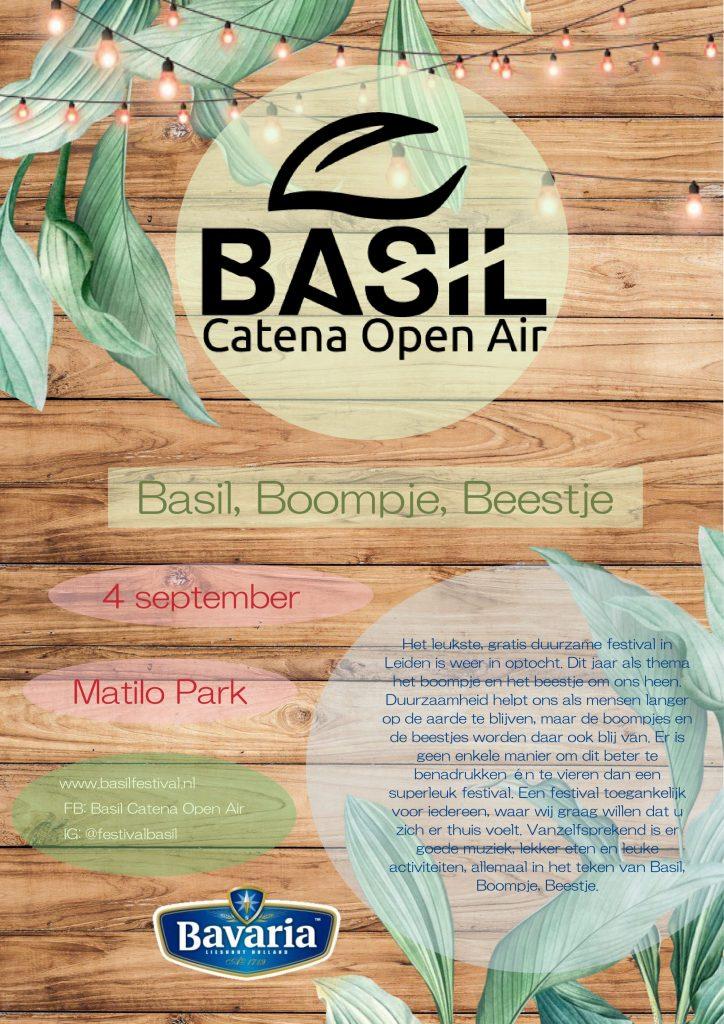 The very best teaser poster for Basil'21